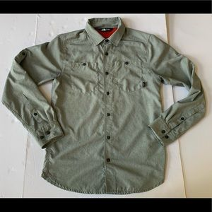 The North Face Lightweight Vented Button Shirt
